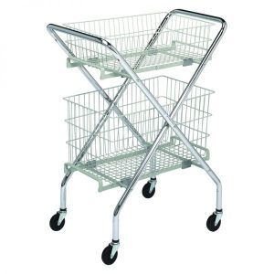 Brewer Multi Purpose Cart with Baskets