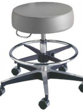 Brewer 11001 Series Stool with Round Foot Ring