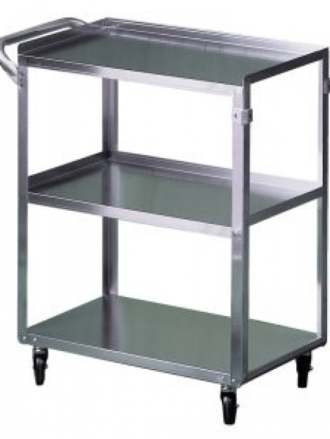 Brewer Stainless Steel All Purpose Cart
